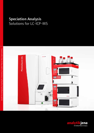 Brochure Solutions for LC-ICP-MS (English)
